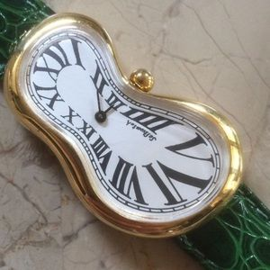 Vintage Dali Melting TIme Softwatch by Exaequo